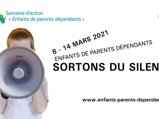 Sensibilizzazione e sostegno per i figli di genitori con dipendenze