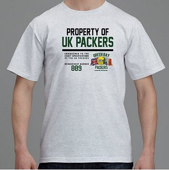 Property of... Members only tee