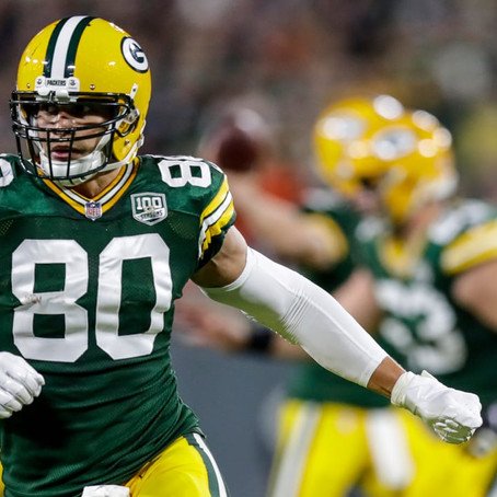 2019 Season in Review - Tight Ends