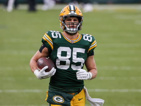 2020 Season in Review - Tight Ends