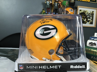 Signed Ron Wolf Mini.HEIC