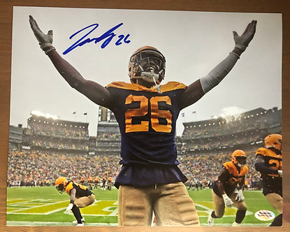 Signed Darnell Savage 8 x 10 Photo with COA