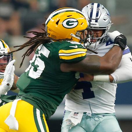 Season in Review - Outside Linebackers