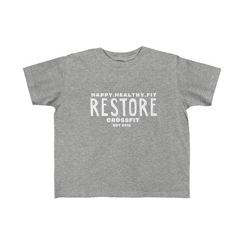 Restore - Toddler Fine Jersey Tee