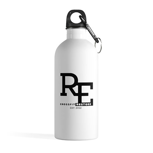 RE Stainless Steel Water Bottle