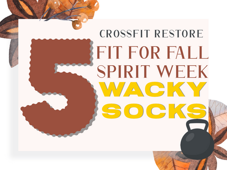 Fit for Fall week 5