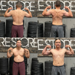 Keith 12 Week Transformation