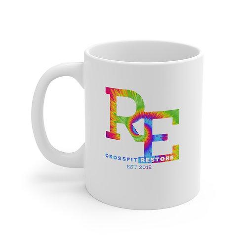RE tie dye Ceramic Mug (EU)