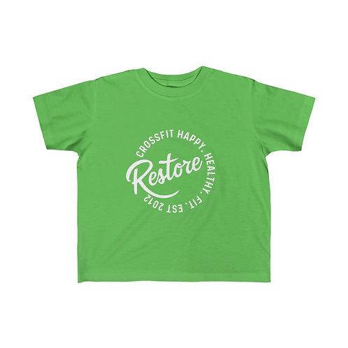 Restore Circle - Toddler Fine Jersey Tee