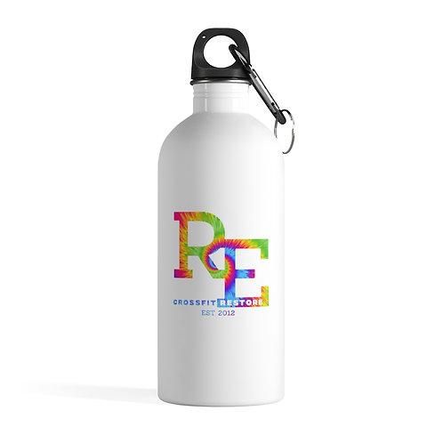 Restore Tie-dye Stainless Steel Water Bottle