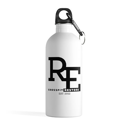 RE Stainless Steel Water Bottle