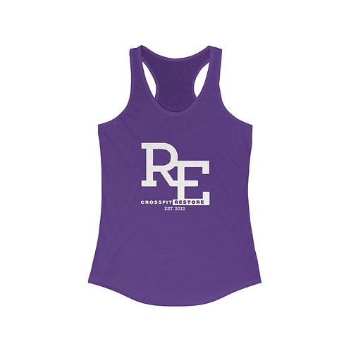 RE Women's Ideal Racerback Tank