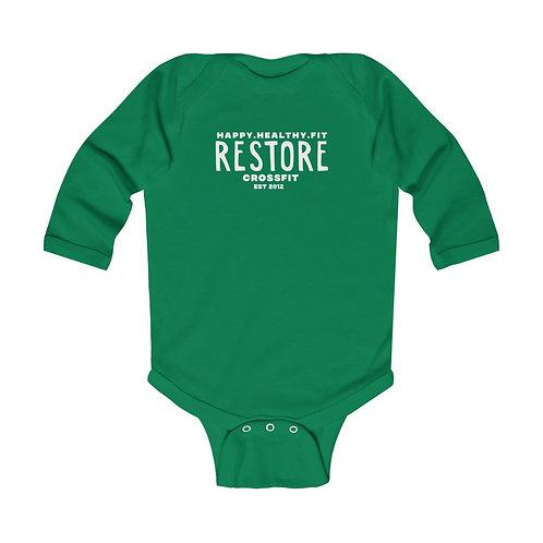 Restore Long Sleeve Onesie
