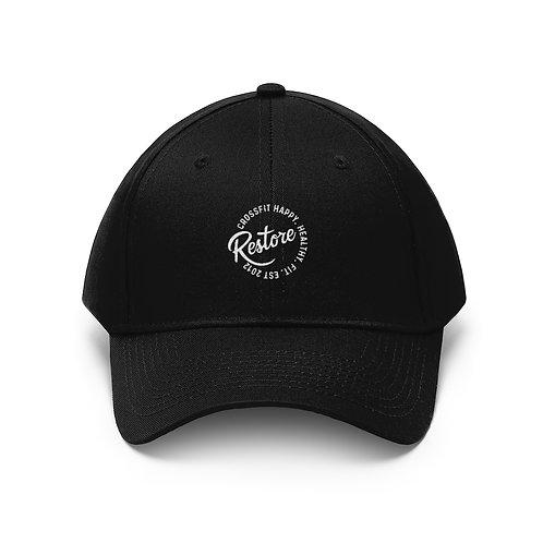 Embroidered Restore Twill Hat
