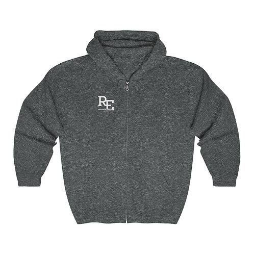 Restore Heavy Blend™ Full Zip Hooded Sweatshirt