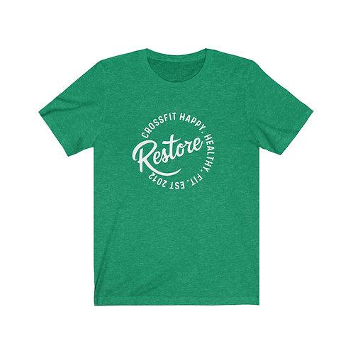 Adult Restore Circle Shirt