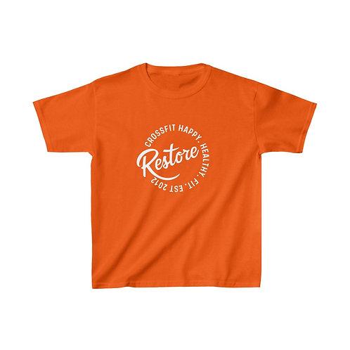 Restore Circle - Kids Heavy Cotton™ Tee