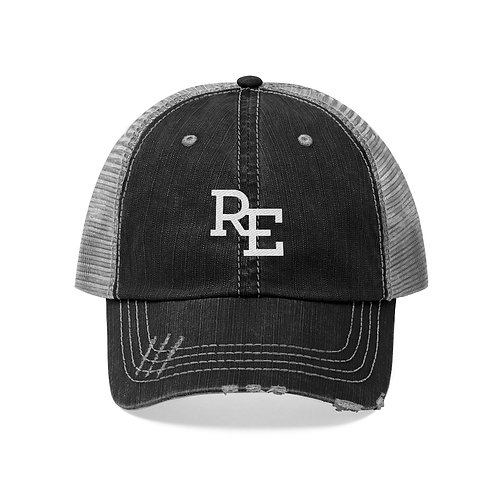 Embroidered RE Trucker Hat