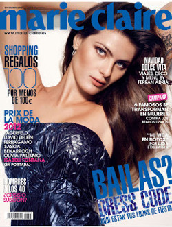Marie Claire Spain Cover