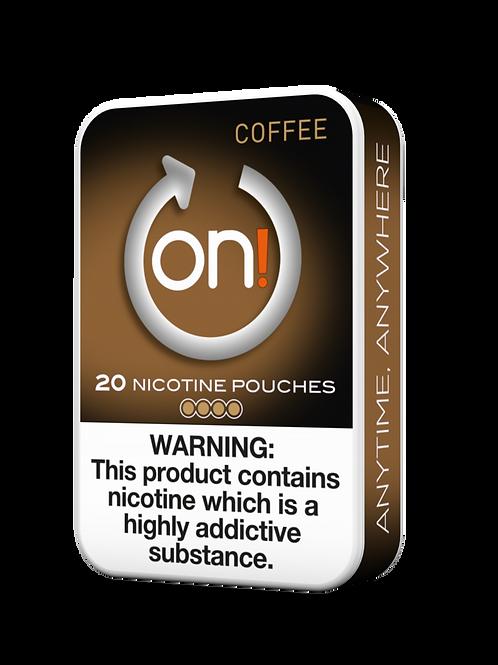 ON! Coffee 4mg