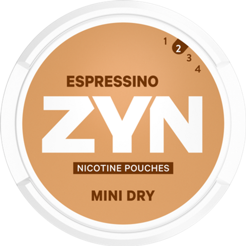 ZYN ESPRESSINO 3 MG #2