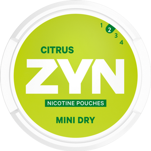 ZYN CITRUS 3 MG #2