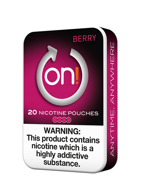 ON! Berry 4mg