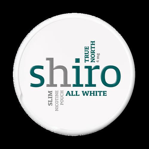 SHIRO TRUE NORTH