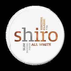 shiro nicotine pouches