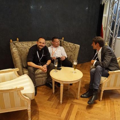 Networking & Exhibition _ CHII2018 (13)