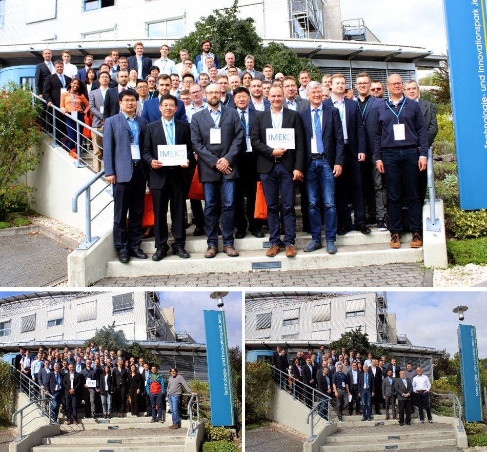Figure 1: Participants of the Joint TC1 - TC2 International Symposium on Photonics and Education in Measurement Science 2019
