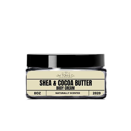 Shea & Cocoa Butter Body Cream