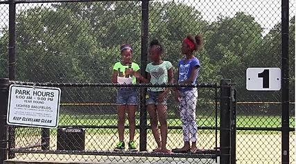 Inner City Tennis Clinics Poetry Slam ABC of Slavery