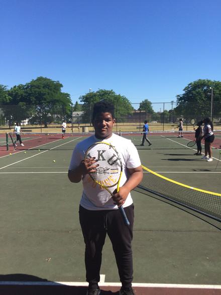 Zion Haskin: Student Spotlight of Week 2