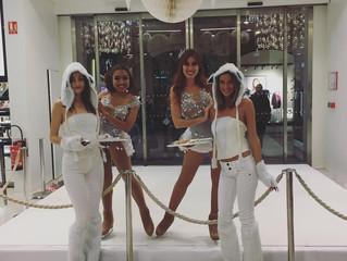 La soirée extra polaire des Galeries Lafayette