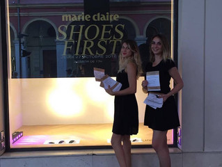 Shoes Party aux Galeries Lafayette!