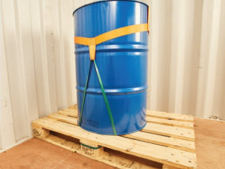 Single Drum Securement: Fast, Efficient and Affordable!