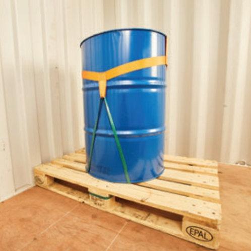 One-way Single 55 Gallon Drum Securement