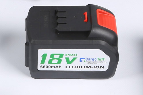 18V Lithium Ion Replacement Battery