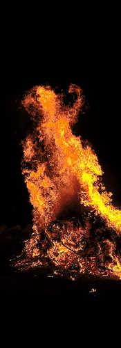 Dama del fuoco