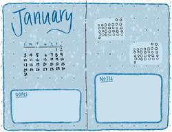 January_Spread