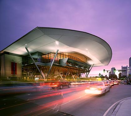 Boston Convention and Exhibition Center.