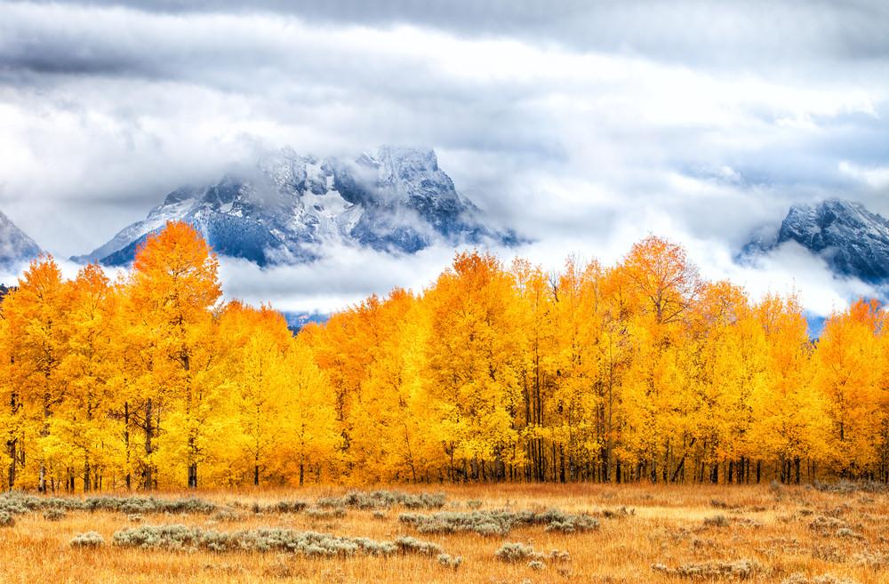The Rockies Fall