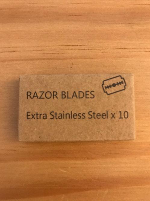 Razor Blades - Extra Stainless Steel