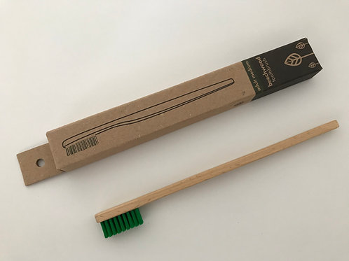 100% Plant-Based Beech Wood Toothbrush