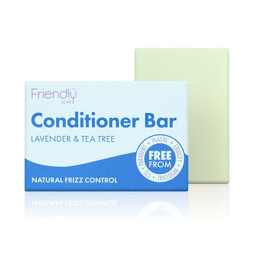 Friendly Soap -Conditioner Bar Lavender and Tea Tree