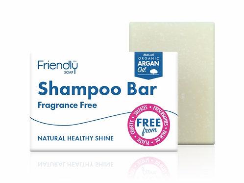 Friendly Soap - Shampoo Bar Fragrance Free