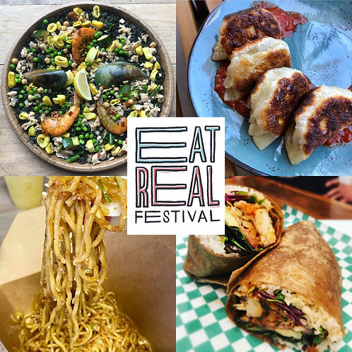 Eat Real Fest At Home Box