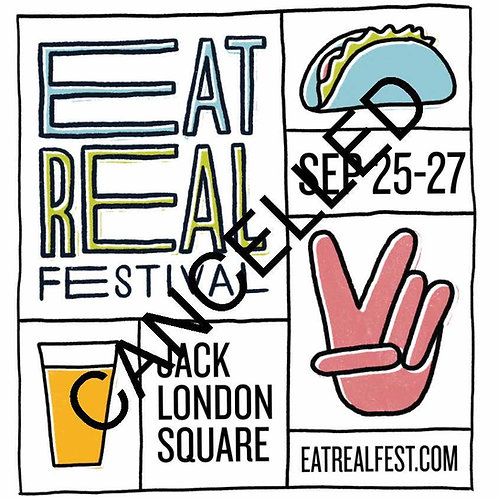 Help Save Eat Real Fest - Donate $50