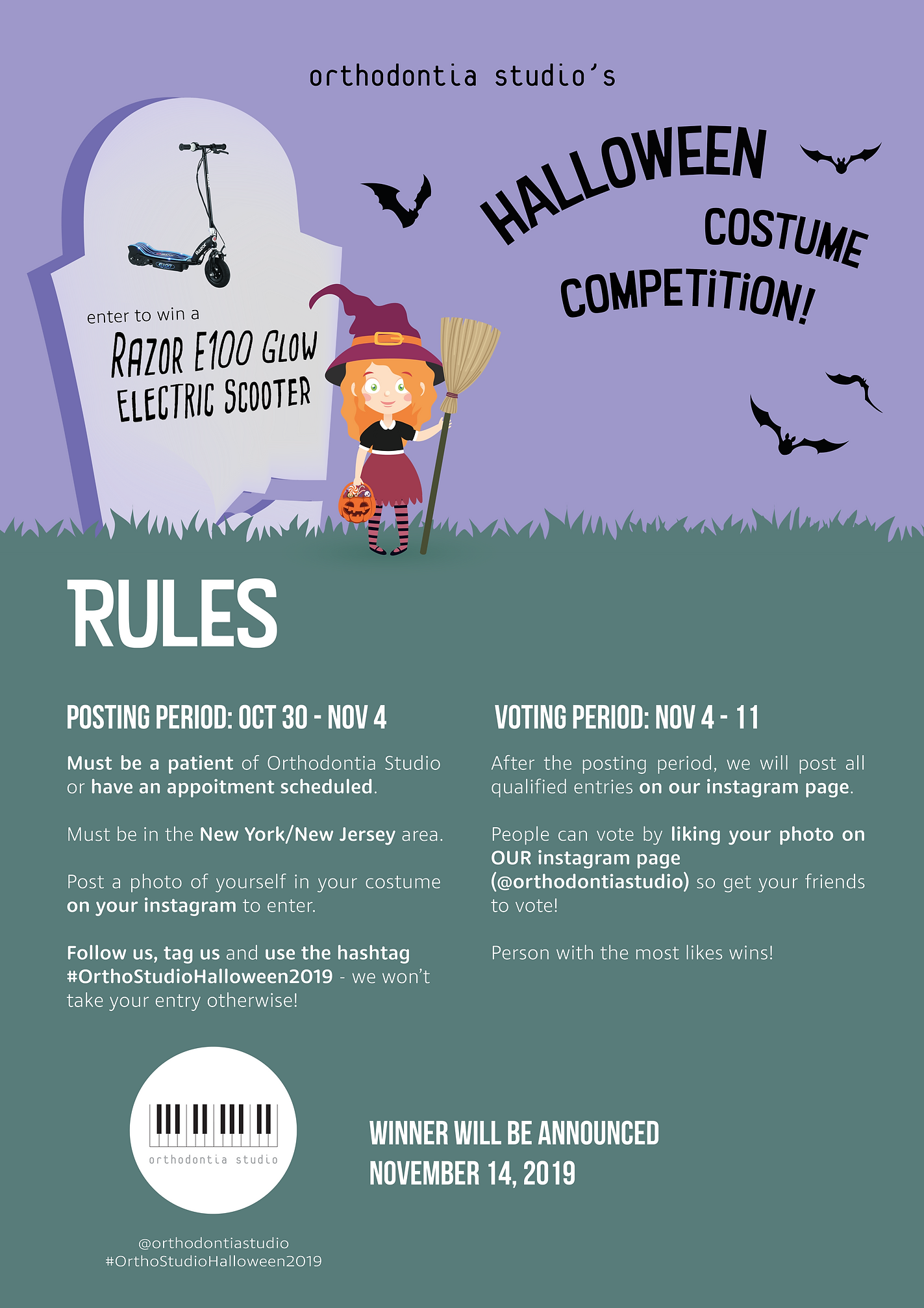 Halloween Costume Competition!